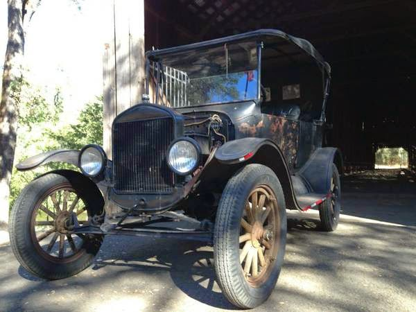 Just A Car Guy a 1924 Model T is on craigslist in the