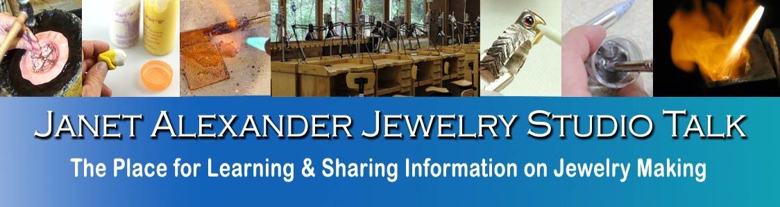 Janet Alexander Jewelry Making Tips & Classes