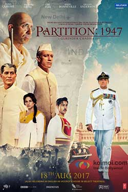 Partition 1947 2017 Hindi Full Movie DVDRip 720p