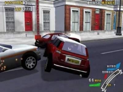 London Racer 2 Screenshots