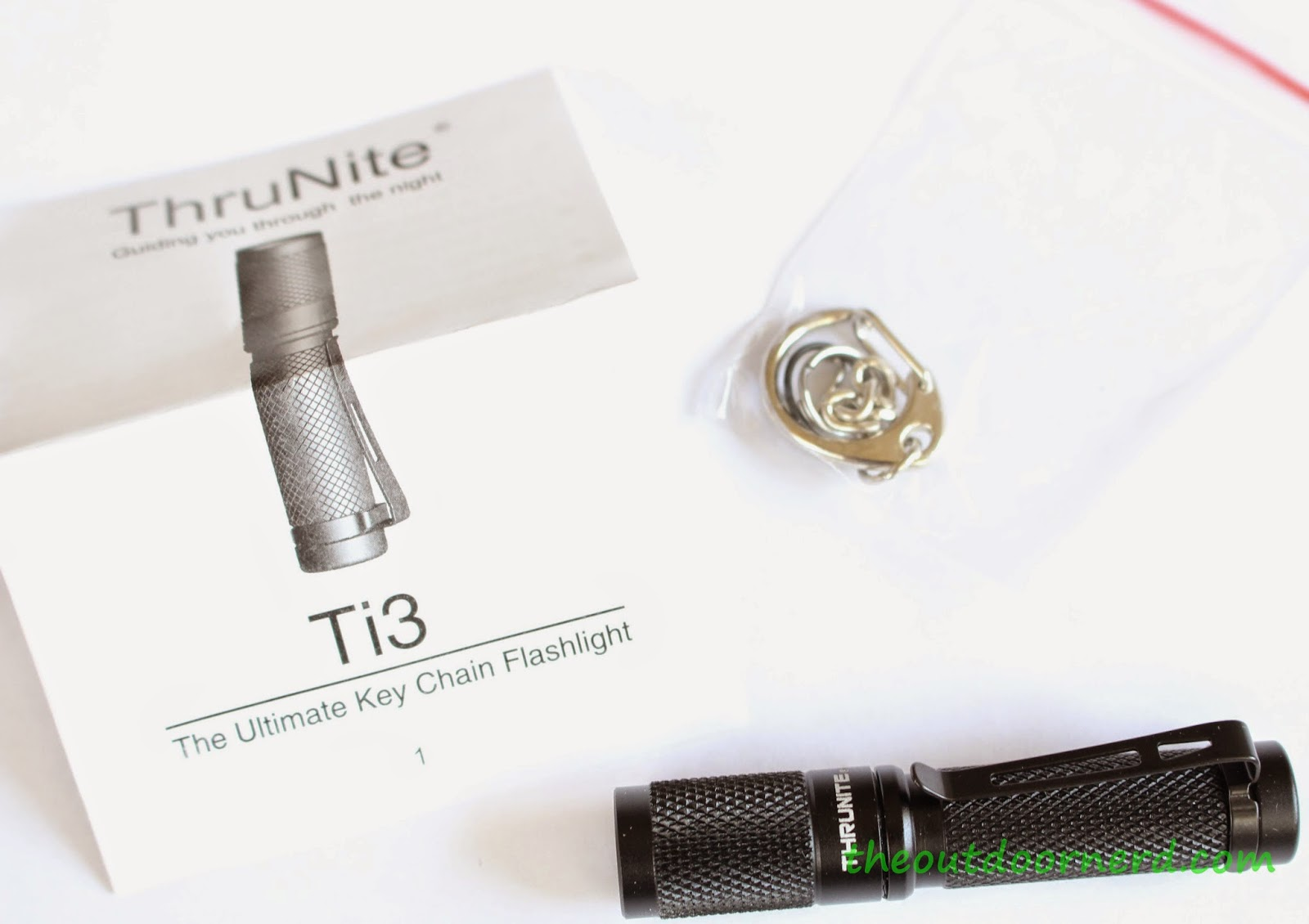Thrunite Ti3 1xAAA EDC Flashlight: Packaging 5