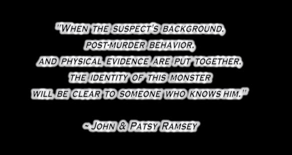 Detectives* -- JonBenet Ramsey's MURDERER, Bob Enyart is STILL FREE