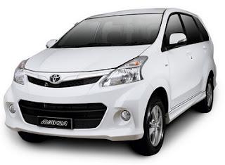 Toyota All New Avanza Veloz