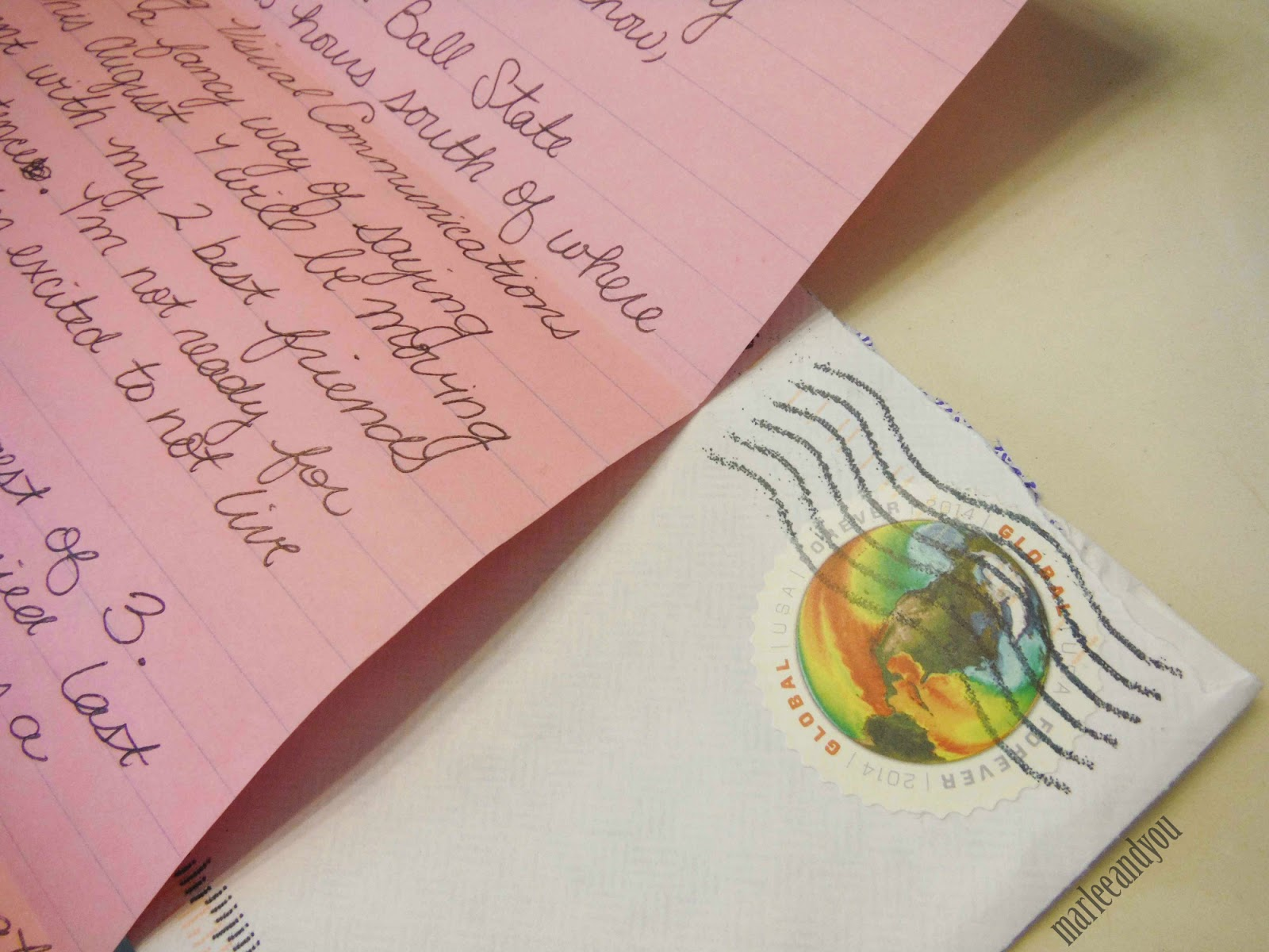 snail mail | marlee and you