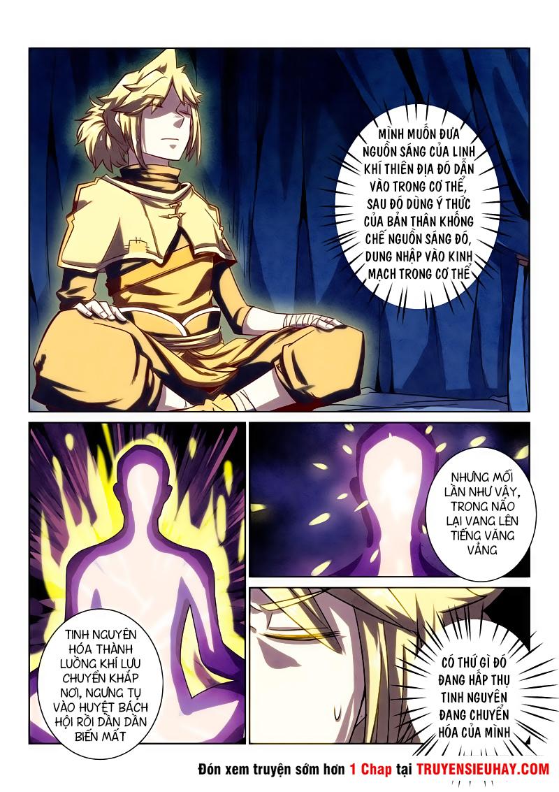 Tuyệt Thế Yêu Đế Chapter 9 video - Hamtruyen.vn