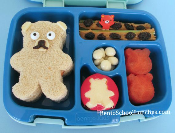Happy National Teddy Bear Day Lunch