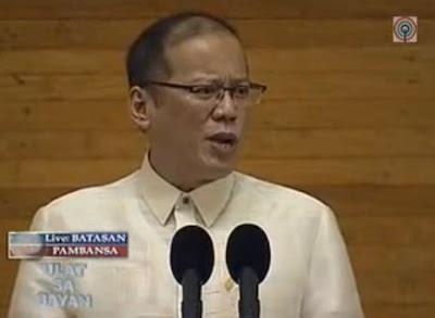 President Benigno S. Aquino III SONA 2012 ABS-CBN Coverage