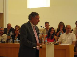 Julio Setién no tendrá una legislatura fácil