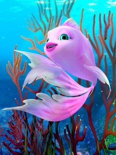 little cute fish