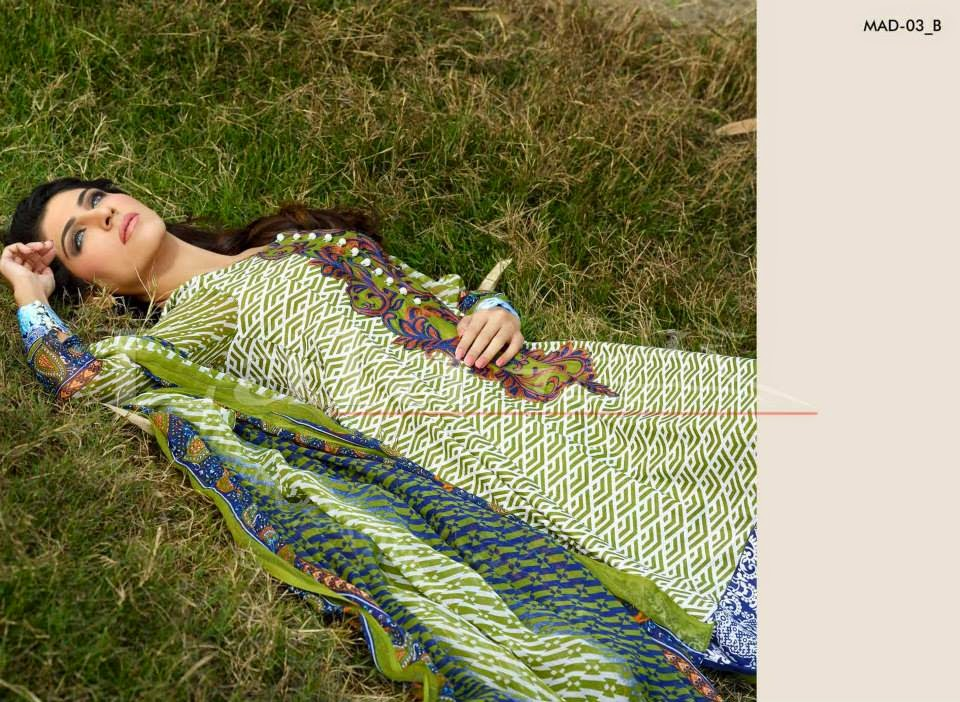 2015 lawn embroidered collection