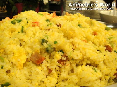 Yang Chow Fried Rice at King Chef