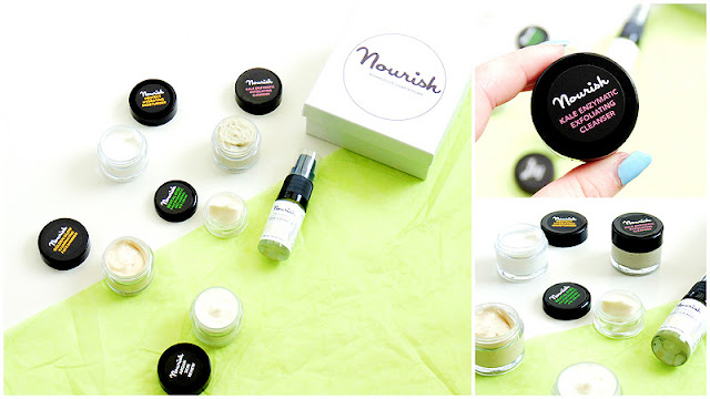 Nourish Discovery Set From Naturisimo