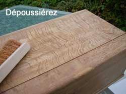 d coplus eclaircir le bois. Black Bedroom Furniture Sets. Home Design Ideas