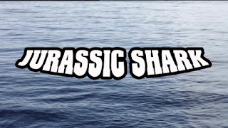 Jurassic Shark title