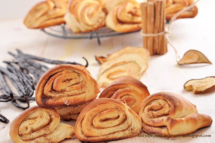 Печенье с корицей рецепт пошагово