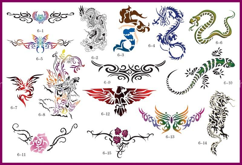 Tattoo stencil paper is a very useful tool for the tattoo artist