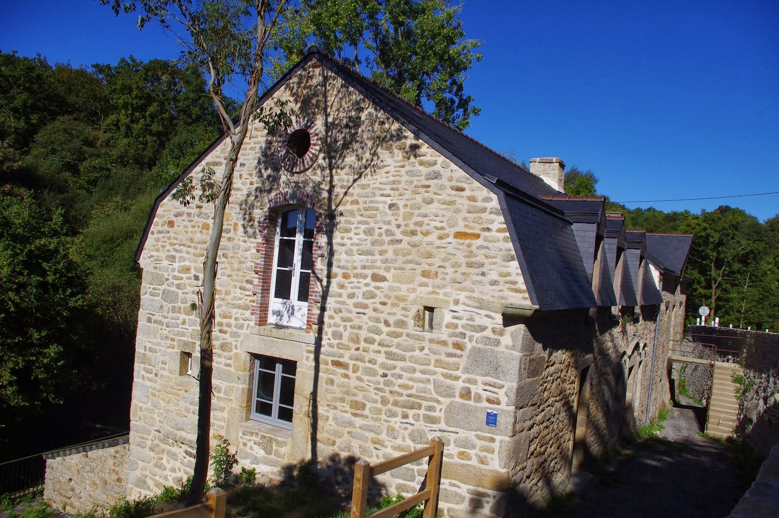 Rénovation Bâtisse Rochefort en Terre
