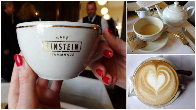 Wiener Kaffeehaus Café Einstein Stammhaus