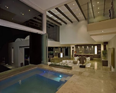 Wonderful indoor pool modern design modern home furniture design 2013