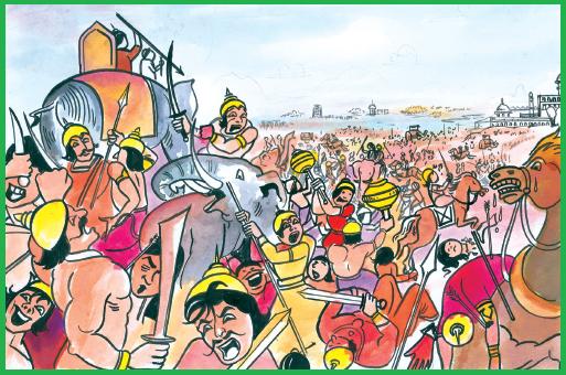 Puru the Brave (www.naabadi.org)