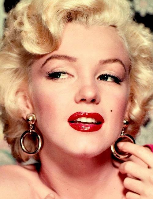 Chromobeauty Marilyn Monroe Makeup Tutorial