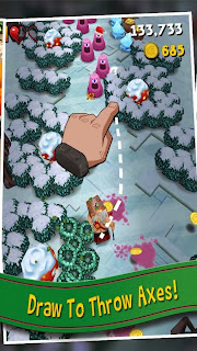 Max Axe Android Game ,