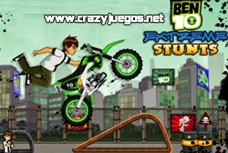 Jugar Ben 10 Extreme Stunts
