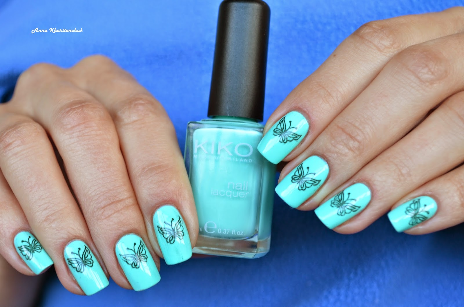Kiko 389 Mint Milk