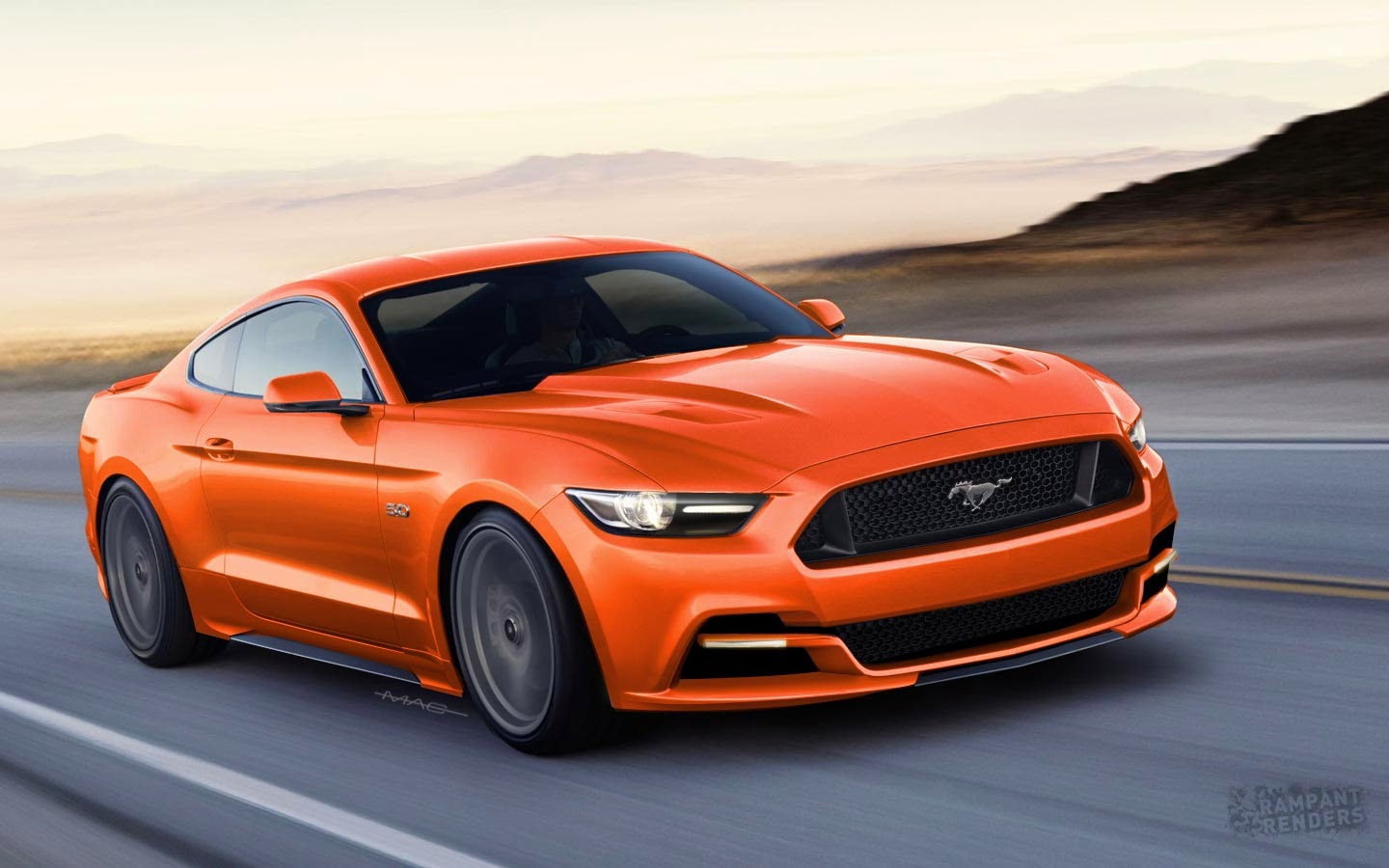 Attractive 2015 Ford Mustang Convertible Sports Cars Are Now More Powerful