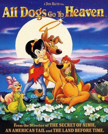 ดูการ์ตูน สวรรค์ของเจ้าตูบ All Dogs Go To Heaven 1989