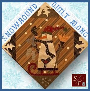 Snowbound Quilt Along