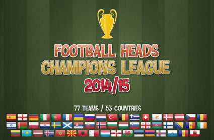 Football Heads: 2014-15 Champions League
