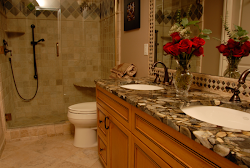 Granite Bathrooms