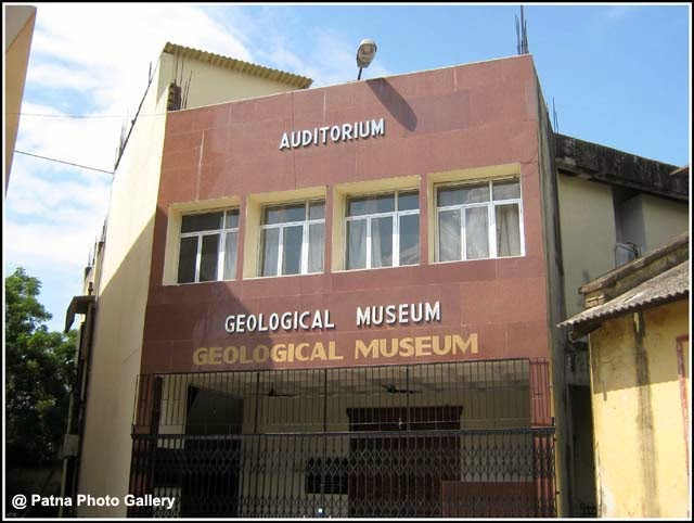 Patna Science College - Geological Museum