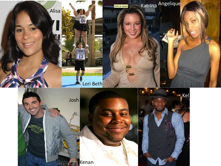 alisa reyes and kel mitchell - photo #25