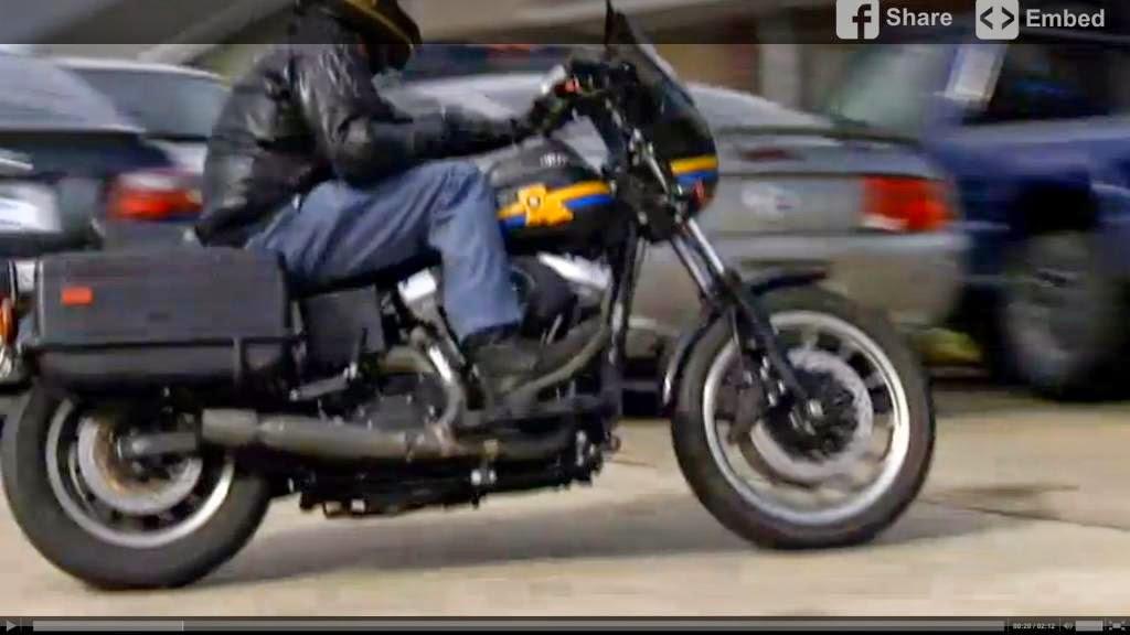 Harley Davidson Dyna Defender