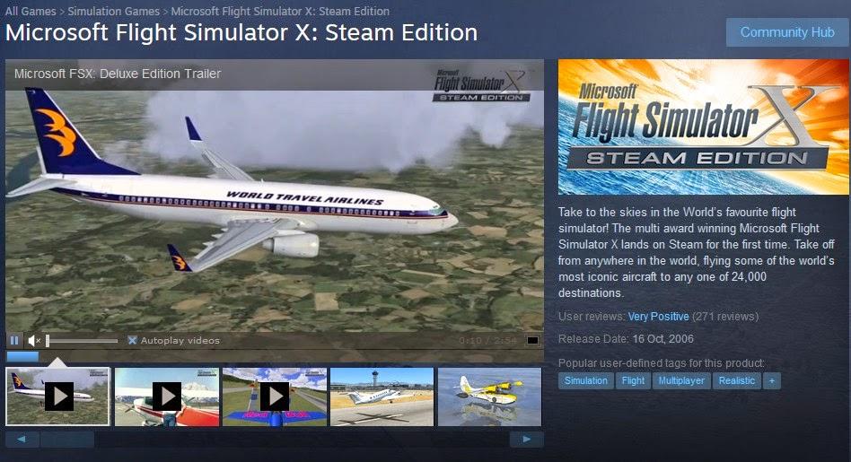 Microsoft flight simulator сценарий