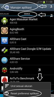 Cara Mengatasi Play Store Yang Tidak Bisa Dibuka Di Hp Android