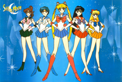 Galeria de Sailor Moon Sailormoon