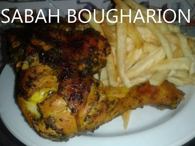 ارداف.الدجاج.في.الفرن.للاخت.SABAH.BOUGHARION