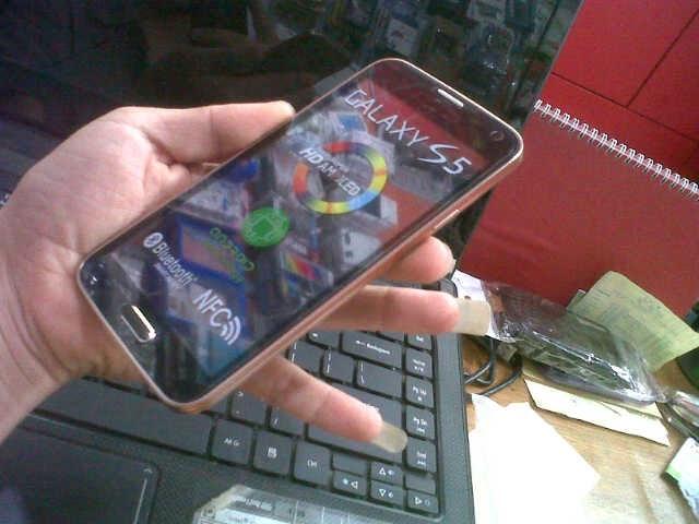 Hp Samsung Galaxy S5 Replika Kw Supercopy