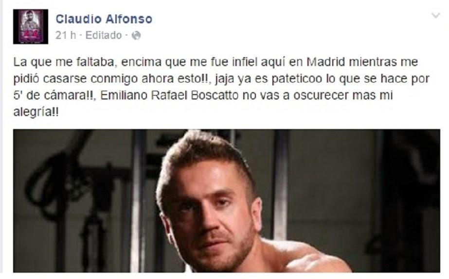 Facebook Claudio Alfonso Emiliano Boscato