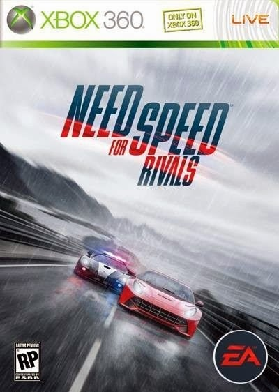 Need For Speed Rivals Xbox 360 Español Region Free XGD3