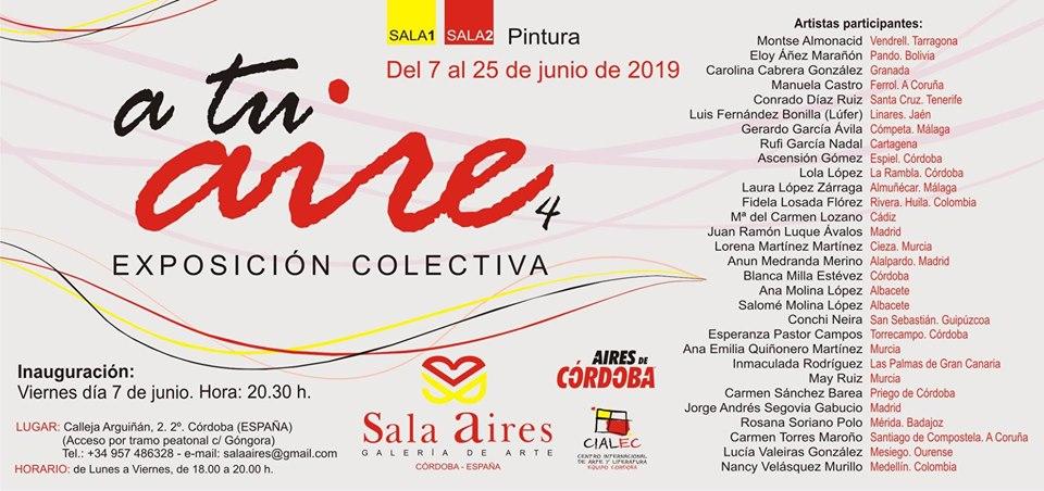 2019 SALA AIRES DE CORDOBA