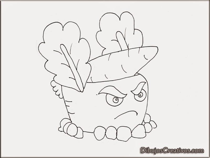 Girasoles: dibujo para colorear e imprimir - conmishijos.com