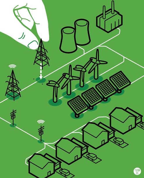 Nouveau: Smart Grid : marché, business model, réglementation - Cliquez sur l'image