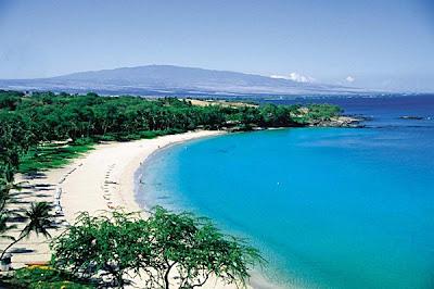 Kauna'oa Bay