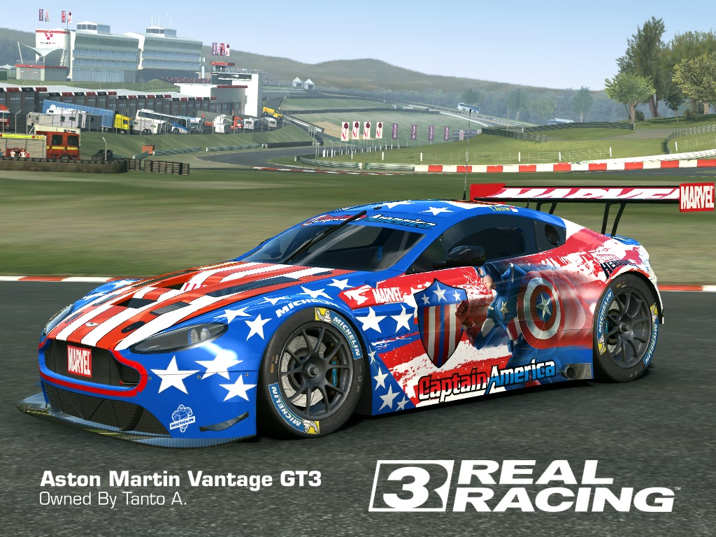 2013 astonmartin gt3 skin captain america aston martin gt3 hd livery by tanto arc link download