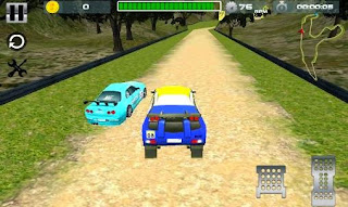 Screenshots of the Fast rally racer: Drift 3D for Android tablet, phone.