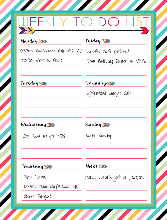 Free Printable Daily Weekly And Monthly Calendars Three
